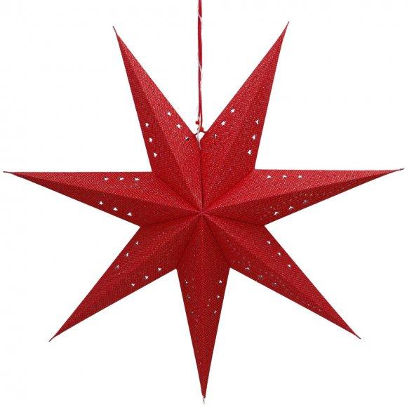 RXL 362 hvězda červená 10LED WW RETLUX