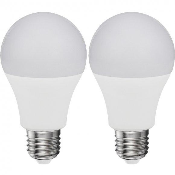 REL 9 LED A60 2x9W E27 RETLUX
