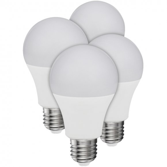 REL 19 LED A60 4x9W E27 RETLUX