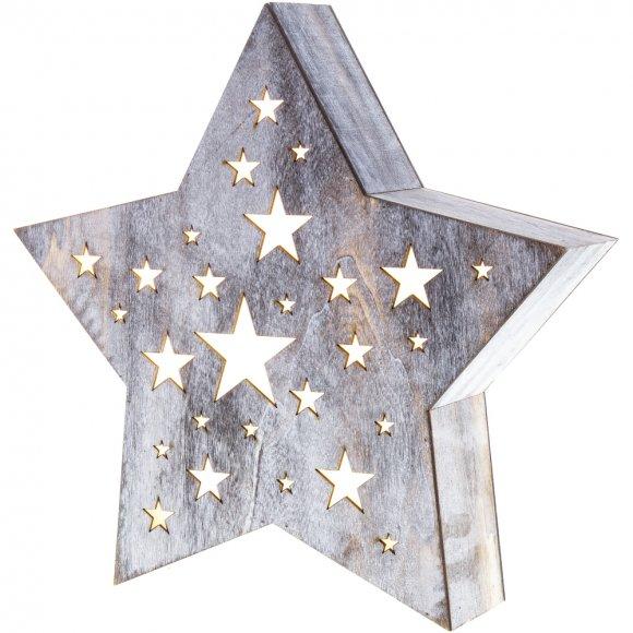 RXL 348 hvězda perf. střední WW RETLUX