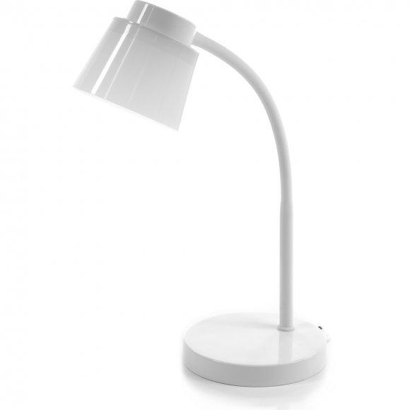 RTL 188 Bílá stm. LED lampa 5W RETLUX