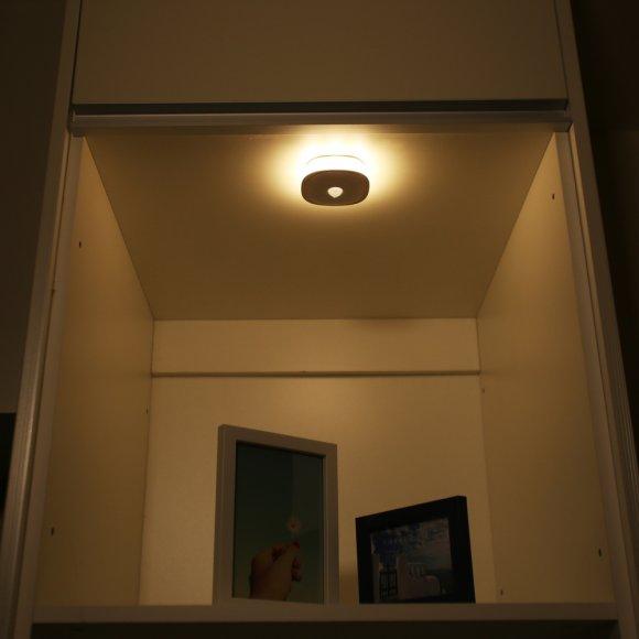RNL 105 LED noč. sv. PIR 3xAAA WW RETLUX