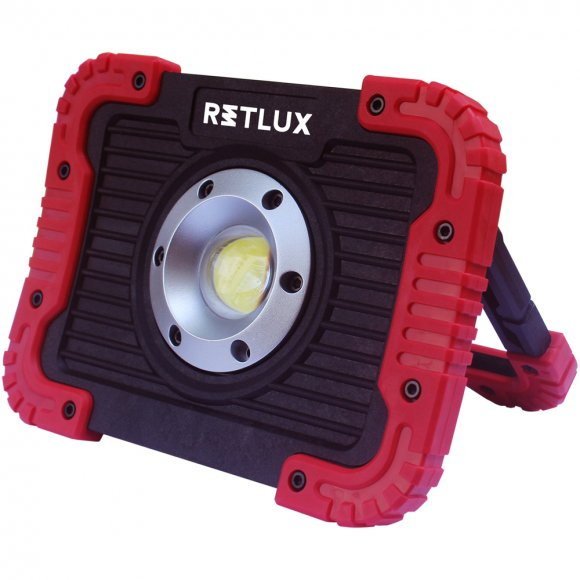 RSL 242 Reflektor 10W přenosný DL RETLUX