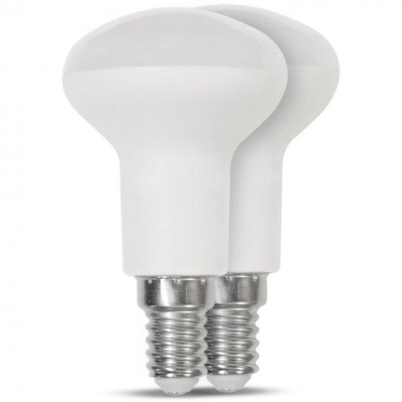 REL 5 LED R50 2x6W E14 WW RETLUX