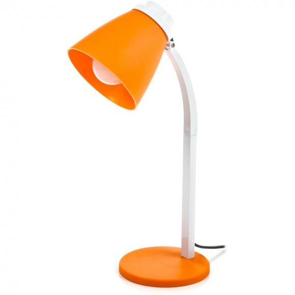 RTL 195 Oranžová lampa E14 RETLUX