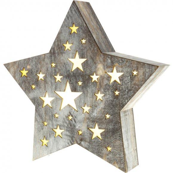 RXL 349 hvězda perf. velká WW RETLUX