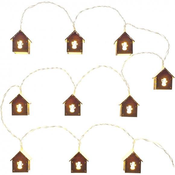 RXL 267 domeček, sníh, 10x WW TM RETLUX