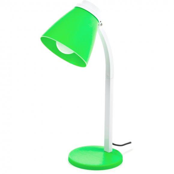 RTL 192 Zelená lampa E14 RETLUX